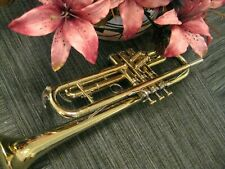 """Very Beautiful King Model """"600"""" Trumpet, Superb Condition! MSRP $1271 WOW LOOK!!"""
