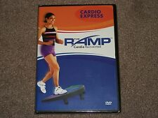 Cardio Express The Ramp Cardio Reinvented (DVD, Movie, Workout, Full Screen, New