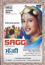 SAGGI - GIDHA REDEFINED LADIES PARTY SPECIAL ORIGINAL BOLLYWOOD DVD FREE UK POST