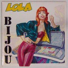 Liberatore 45 tours Bijou 1988