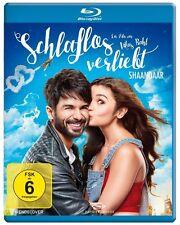 Schlaflos verliebt - Shaandaar (Shahid Kapoor) Bollywood Blu-ray Disc NEU + OVP!