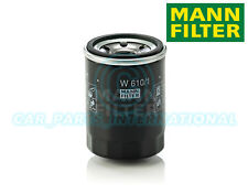 Mann Hummel OE Quality Replacement Engine Oil Filter W 610/1