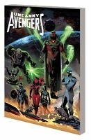 UNCANNY AVENGERS TP VOL 01 COUNTER EVOLUTIONARY MARVEL COMICS TPB NEW