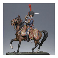Officer of the Mounted Artillery Painted Tin Toy Soldier Pre Sale | Art Quality