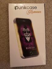 PUNKcase glamour Black Apple iPhone 6 /6s Case