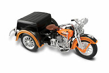 Harley-Davidson 1947 Servi-Car 1:18 orange schwarz von maisto die cast model