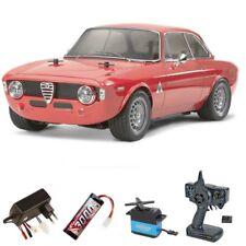 Tamiya Alfa Romeo Gulia Sprint GTA 1:10 M-06 Komplettset - 58486SET