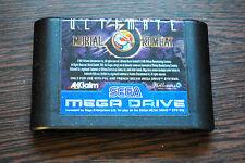 Jeu ULTIMATE MORTAL KOMBAT 3 pour Sega MEGA DRIVE (MD) (cartouche seule)