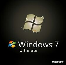 Microsoft Windows 7 Ultimate 32/64 Key ESD Multilanguage Original License Key