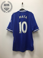 Juan Mata Chelsea home football shirt 2013/2014 Men's Large
