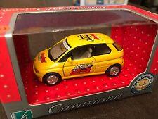 CARARAMA LINE RARE BMW E1 PROMO RALLY ELECTRIC CAR 1:43 METAL DIECAST