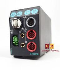 Datex Ohmeda M-PRESTN Module ECG,SpO2,NIBP,2xTemp,2xIBP Certified Warranty