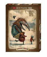 ZOZOVILLE - SPRING TIME - Heye Puzzle 29811 - 1000 Pcs.
