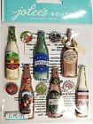 Beer Bottle Domes Shakers Jolee's 3D Stickers