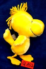 Peluche n°Q152: WOODSTOCK  (copain de Snoopy) 18cm env. PEANUTS
