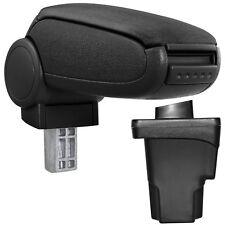 Apoyabrazos el reposabrazos central vez completo-set específicamente para Seat Leon 3 III 5f 2012 -