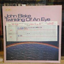 [SOUL/JAZZ]~EXC LP~JOHN BLAKE~Twinkling Of An Eye~[Original 1985~GRAMMAVISION]~