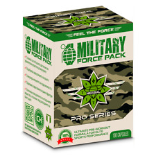 Cvetita Herbal 100 Caps Military Force Pack For Muscle Gaining And Recovery