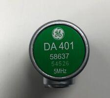 Ultrasonic Transducer Thickness Gauge DA-401 5MHz Ø 0.48in .GE