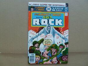 Our Army at War # 294 Bicentennial Edition Sgt. Rock Joe Kubert 1976 DC