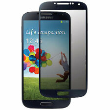 VETRO VETRINO SAMSUNG GALAXY S4 GT i9505 NO DISPLAY NO TOUCHSCREEN NERO SCURO