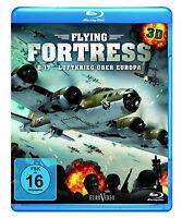 % Blu-ray * FLYING FORTRESS 3D : B-17 - LUFTKRIEG ÜBER EUROPA # NEU OVP