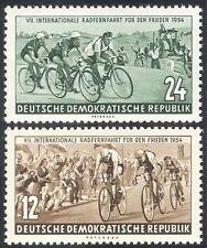 Germany 1954 Cycling/Bikes/Sports/Racing/Bicycles/Transport 2v set (n33553)