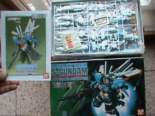 gundam sentinel 4 model kit s-gundam booster unit version 1/144 kit raro bandai