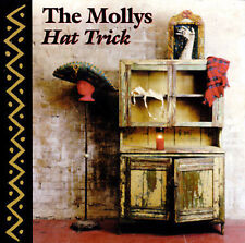 Hat Trick by The Mollys (CD, Jun-1997, Apolkalips Now)
