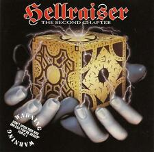 Hellraiser - The Second Chapter / Cyberdyne Inc Wedlock DJ Raveric Cellblock X