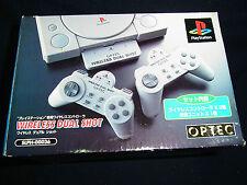 Sony PS Playstation WIRELESS DUAL SHOT SLPH-00036 Original Wireless Controller