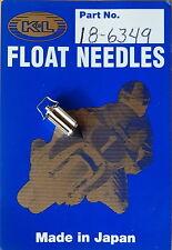 FCR Carb Float Needle Valve Honda Kawasaki KTM Suzuki Yamaha Keihin Carburetor