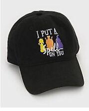 "Disney Hocus Pocus Black Hat ""I Put A Spell On You�"