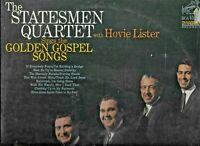 The Statesmen Quartet With Hovie Lister/Sings the Golden Gospel Songs/LP