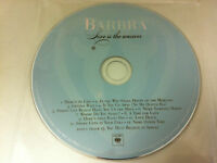 Barbra Streisand Love Is the Answer Music CD Album 2009 - DISC ONLY in Sleeve