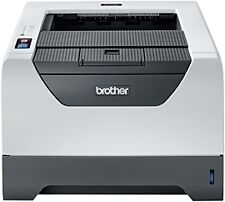 Brother HL-5340D Laser Printer Duplex NO Toner and drum