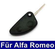 2tasten Spare Folding Key Housing Blank for ALFA ROMEO 147 TS GT 156 Jtd