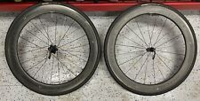 Ritchey WCS Apex 60 Clincher Wheelset QR 130mm 100mm 11 Speed WITH TIRES Rim