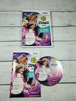 Zumba Kids Nintendo Wii The Ultimate Dance Party 1 For Workout/dancing/exercise