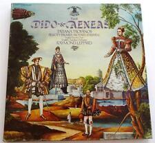 Purcell: DIDO & AENEAS Tatiana Troyanos Raymond Leppard  LP NM+ Vinyl & Libretto