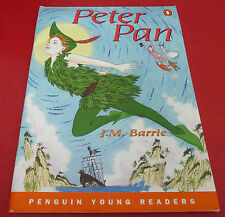 Soft Cover Book Peter Pan ! J.M. Barrie Penguin Young Reader