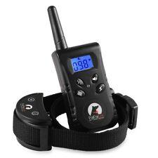 Collier Anti-aboiement chien rechargeable-réglable-Son-Chien-Animal-Bark-500 m