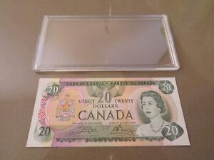 CANADA $20 Dollar Bill 1975 50975325123 Uncirculated Twenty Dollar Bill