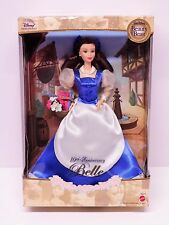 RARE 2002 Disney Collector BELLE 10th ANNIVERSARY Beauty & the Beast_56011_NRFB
