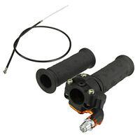 50/90/110/125/140CC Twist Throttle Accelerator Grip Cable ATV Quad Dirt Pit Bike