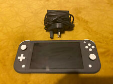 Nintendo Switch Lite Console 32gb Grey
