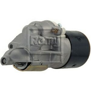 25215 Remy Starter Motor P/N:25215