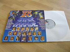 LP SUPER 20 Star Parade Schlager Bernhard Brink Benny Vinyle ARIOLA 34 4762
