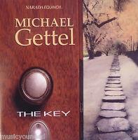 Michael Gettel - The Key (CD, 1994, Narada) New Age - Piano MINT Cond. 10/10
