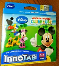 New VTech InnoTab Mickey Mouse Clubhouse Game, VTech InnoTab Game